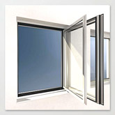 Fensterreinigung Verbundfenster Innsbruck