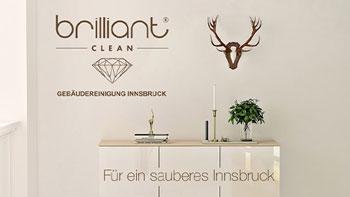 Gebäudereinigung Innsbruck Brilliant-Clean