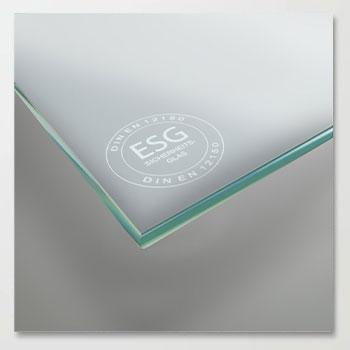 Fensterreinigung von ESG Sicherheitsglas